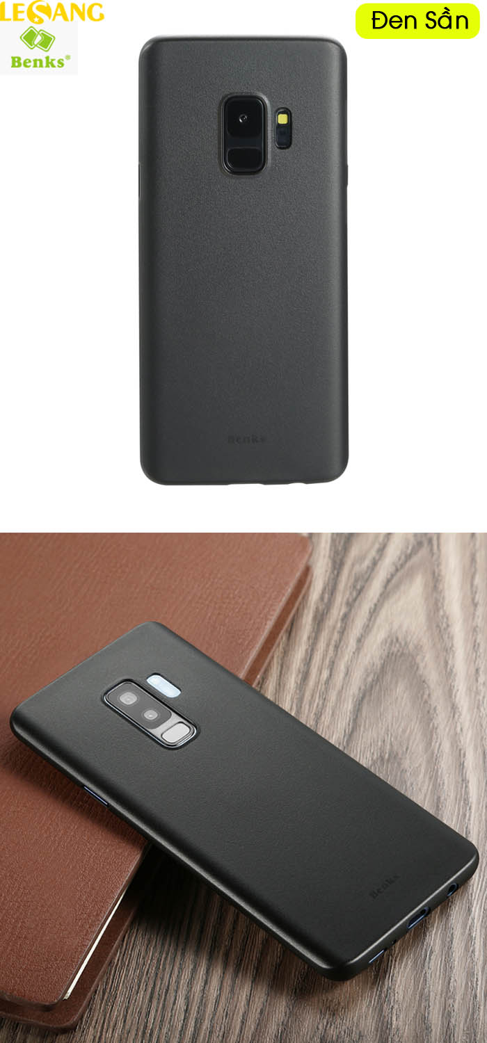 Ốp lưng Galaxy S9 Plus Benks Magic Lollipop 0.4mm mỏng nhất - 11
