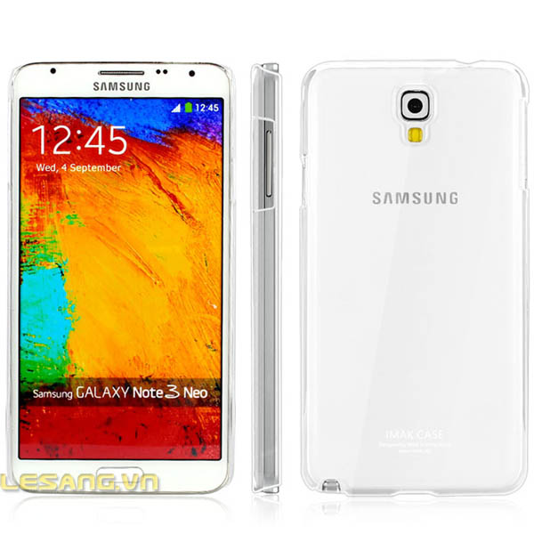 Ốp lưng Note 3 Neo N7500 imak trong suốt - 3