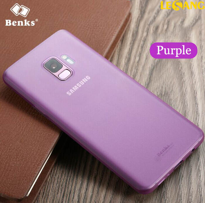 Ốp lưng Galaxy S9 Plus Benks Magic Lollipop 0.4mm mỏng nhất - 12