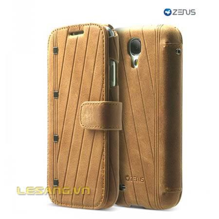 Bao da Galaxy S4 Zenus Vintage