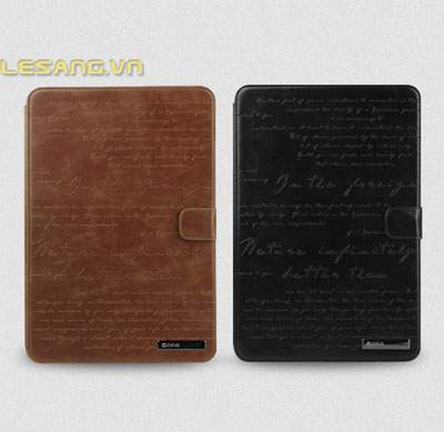 Bao da Galaxy Tab 2 10.1 Zenus Letter