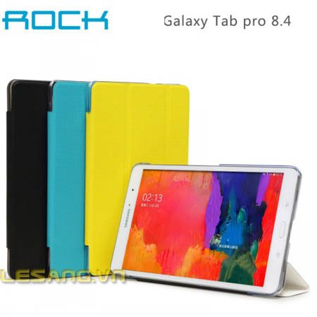 Bao da Galaxy Tab Pro 8.4 Rock Elegent