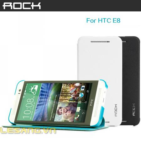 Bao da HTC One E8 Rock Belief