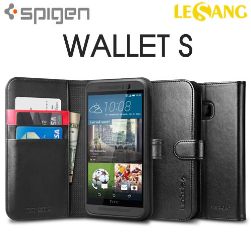 Bao da HTC One M9 SGP Wallet S (USA)