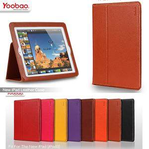Bao da IPAD 3, 4 -Yoobao Leather Case