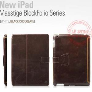 Bao da IPAD 3 Zenus Block Folio