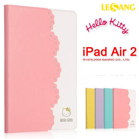 Bao da Ipad Air 2 X-Doria Hello Kitty
