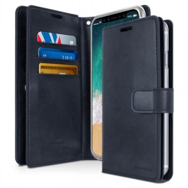 Bao da iPhone X / XS Mercury Mansoor Wallet Diary Case