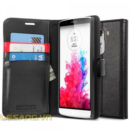Bao da LG G3 SGP Wallet S