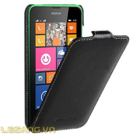 Bao da Nokia Lumia 630 Melkco Jacka