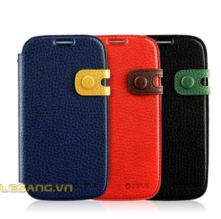 Bao da Samsung Galaxy S4 Zenus Diary Edge