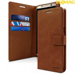 Bao da Samsung Galaxy S9 Mercury Blue Moon Wallet Diary