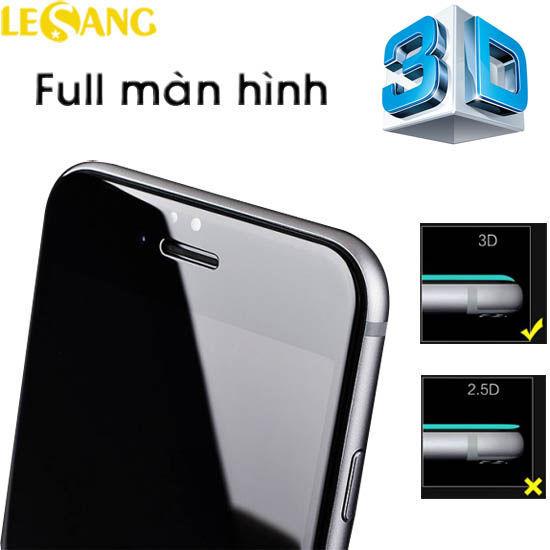 Dán kính cường lực iphone 6/6S Smart Devil 3D Full màn hình