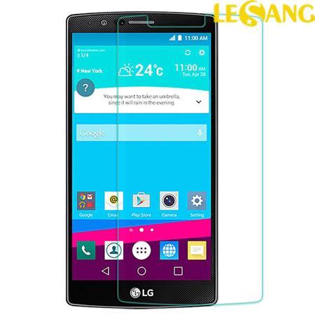 Dán kính cường lực LG G4 Nillkin H+