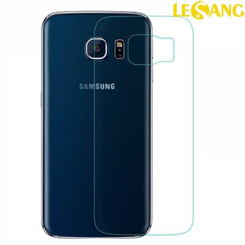 Kính cường lực mặt sau Galaxy S6 Edge Nillkin H+