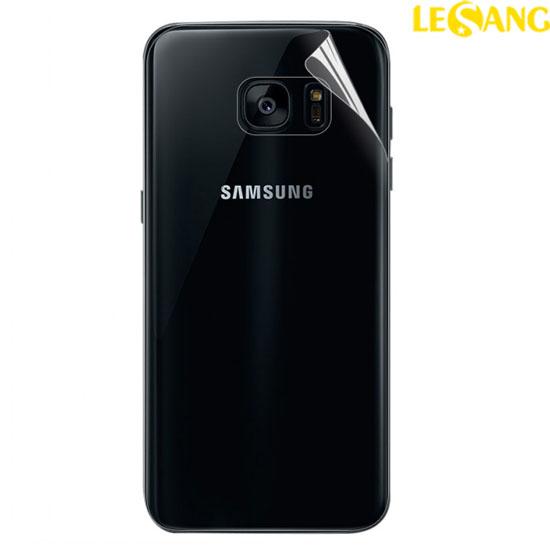 Miếng dán Full mặt lưng Galaxy S7 Edge Vmax TPU