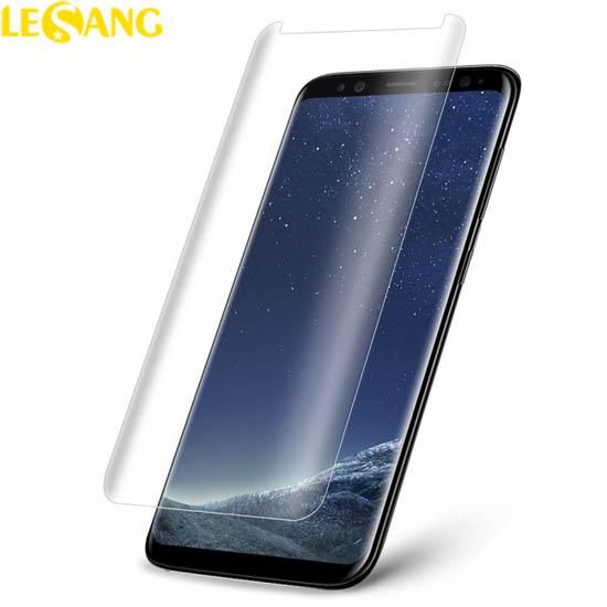 Miếng dán Galaxy S8 Full màn hình theo bộ của Samsung