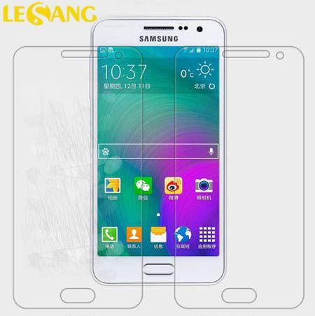 Miếng dán màn hình Galaxy A3 Vmax