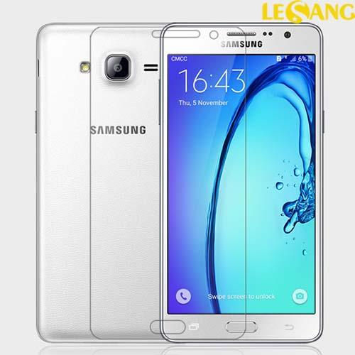 Miếng dán màn hình Galaxy On 7 Vmax