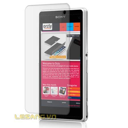 Miếng dán màn hình Sony Z1 Mini Vmax