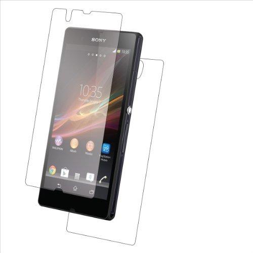 Miếng dán màn hình Xperia Z 2 mặt Vmax