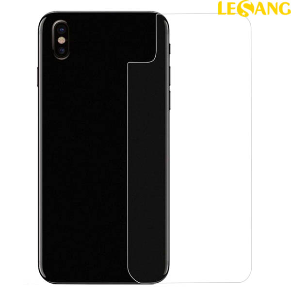 Miếng dán mặt sau iPhone X / iPhone 10 Vmax