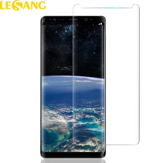 Miếng dán Note 8 chính hãng Samsung dùng chung với ốp lưng