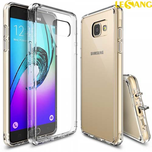 Ốp lưng Galaxy A3 (2016) Ringke Fusion trong suốt