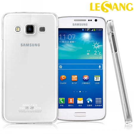 Ốp lưng Galaxy A7 imak Nano trong suốt (máy bản TQ)