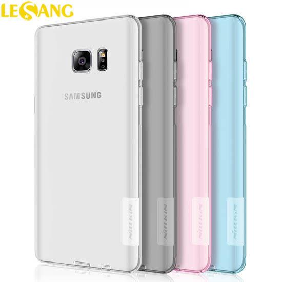 Ốp lưng Galaxy Note 7 Nillkin nhựa dẻo trong suốt