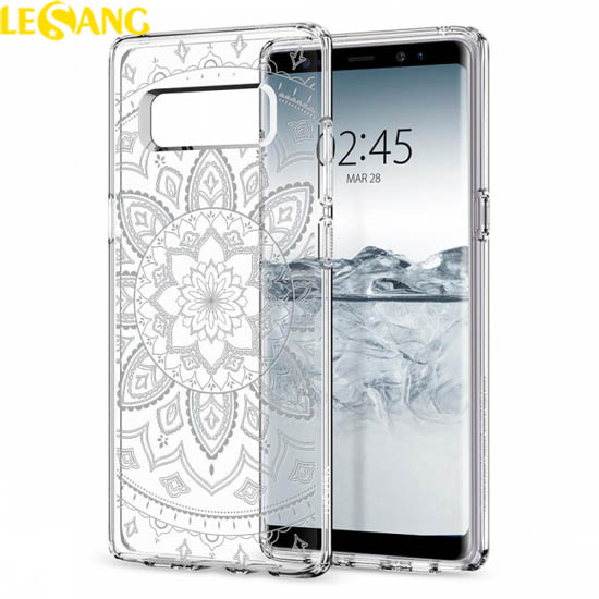 Ốp lưng Galaxy Note 8 Spigen Liquid Crystal Shine