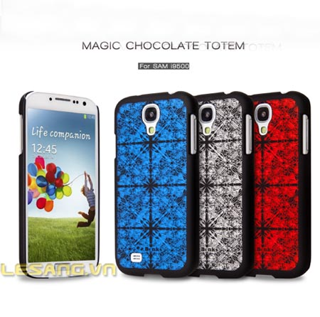 Ốp lưng Galaxy S4 Benks Magic Chocolate