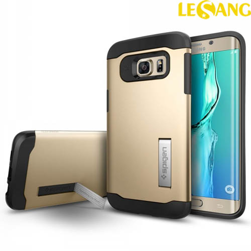 Ốp lưng Galaxy S6 Edge+ Plus Spigen SLim Armor