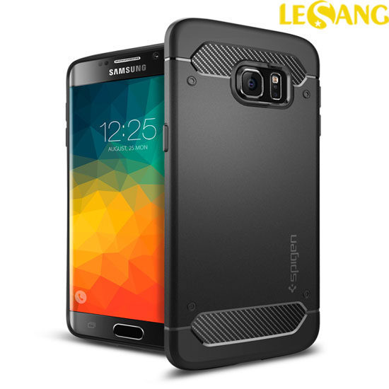 Ốp lưng Galaxy S6 Edge Plus Spigen Rugged Armor