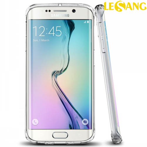 Ốp lưng Galaxy S6 Edge SGP Ultra Crytal trong suốt