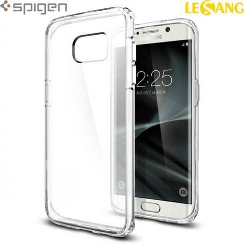 Ốp lưng Galaxy S7 Edge Spigen Ultra Crytal trong suốt