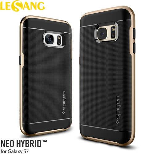 Ốp lưng Galaxy S7 Spigen Neo Hybrid