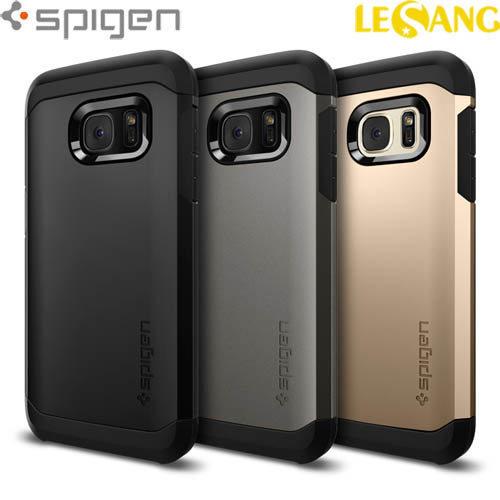 Ốp lưng Galaxy S7 Spigen Tough Armor chống sốc