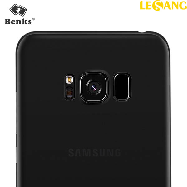 Ốp lưng Galaxy S8 Benks Magic Lollipop 0.4mm mỏng nhất