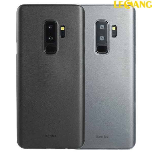 Ốp lưng Galaxy S9 Plus Benks Magic Lollipop 0.4mm mỏng nhất