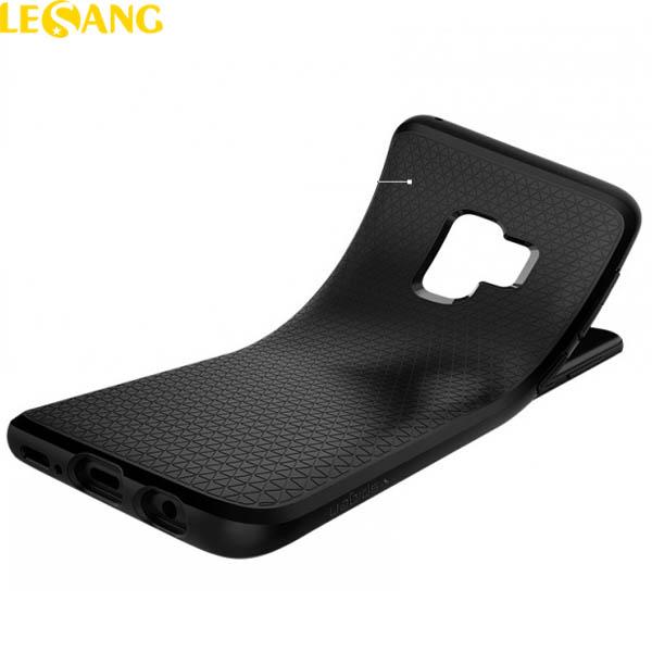 Ốp lưng Galaxy S9 Spigen Liquid Air Armor chống sốc mỏng nhất