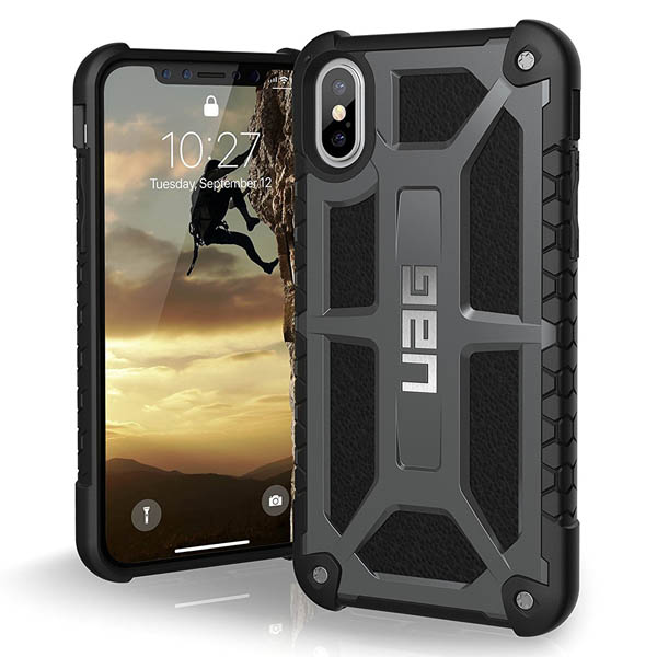 Ốp lưng iPhone 10 / iPhone X UAG Monarch 5 lớp chống sốc