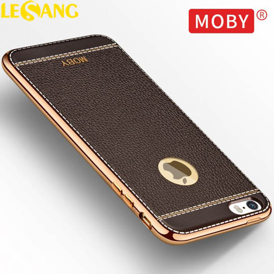 Ốp lưng iphone 5/5S/SE Moby Leather Case