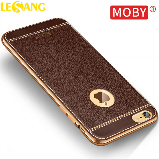 Ốp lưng iphone 6/6S Moby Leather Case