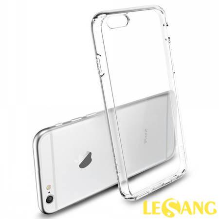 Ốp lưng iPhone 6/6S SGP (Spigen) Crytal trong suốt nhựa dẻo