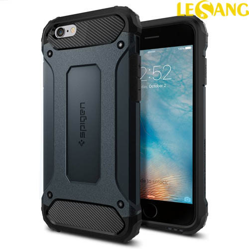 Ốp lưng iphone 6S/6 Spigen Tough Armor Tech