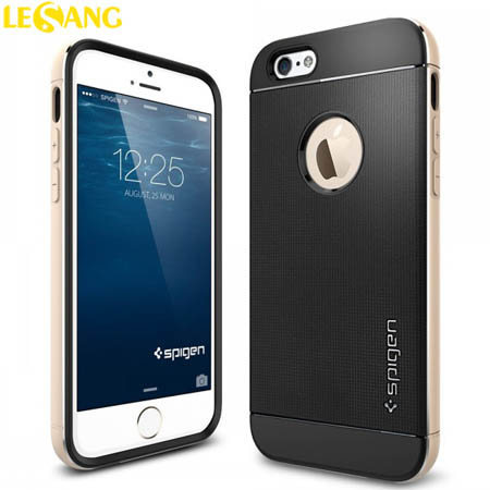 Ốp lưng iphone  6 Plus SGP (Spigen) Neo Metal
