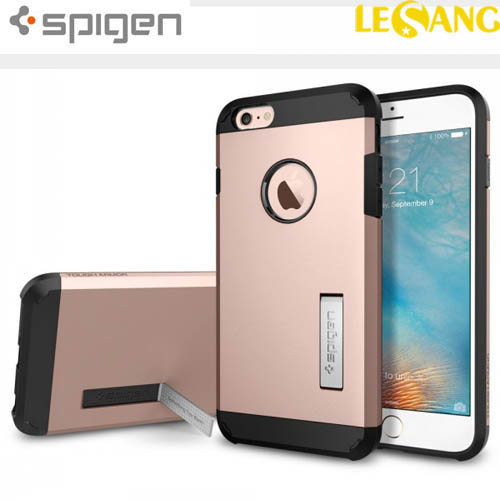 Ốp lưng iphone 6S Plus / 6 Plus SGP (Spigen) Tough Armor