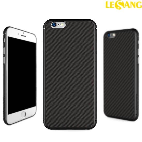 Ốp lưng iPhone 6S Plus / 6 Plus Nillkin Synthetic Fiber Carbon