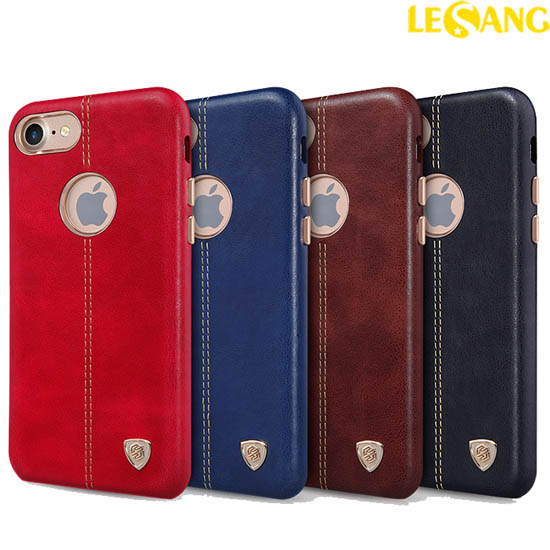 Ốp lưng iPhone 7 Nillkin Englon Leather Cover
